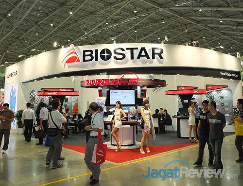 booth raid biostar booth