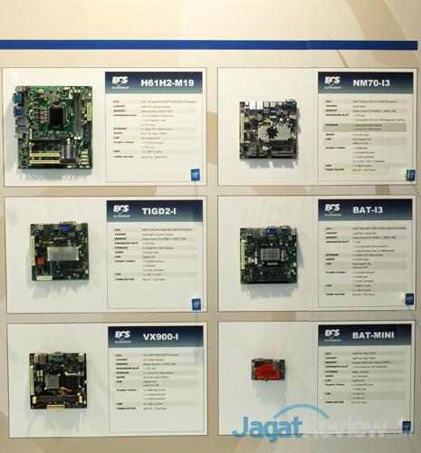 booth raid ecs ipc motherboard