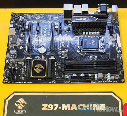 booth raid ecs z97-machine
