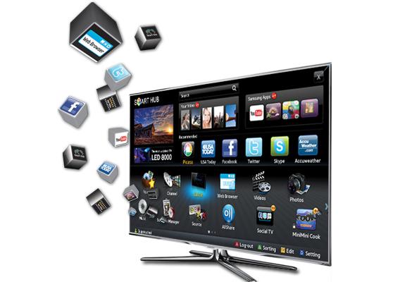 how to get google chrome on samsung smart tv