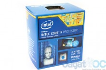 "Unboxing & Uji OC Singkat: Intel Core i7-4790K ""Devil's.."