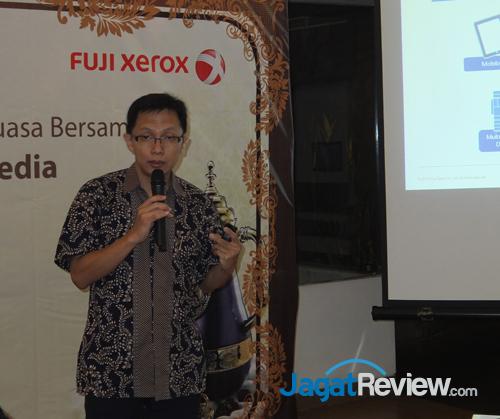 Hari Kurniaman - Office Product Business Department Head