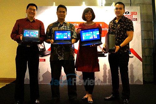 Lenovo BayTrail - Launch