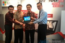 Lenovo E10, Mini Notebook Intel dengan Windows 8.1 yang Murah