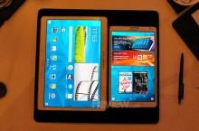 Hands On Review Samsung Galaxy Tab S: Layar Resolusi Tinggi dan Kencan..