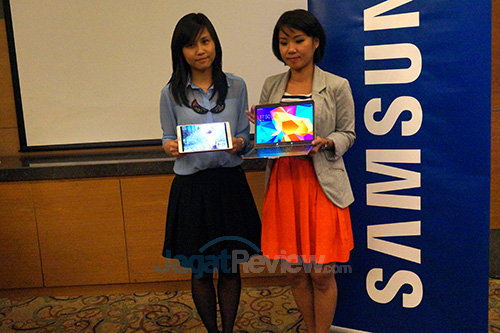 Samsung Galaxy Tab S - Product Marketings