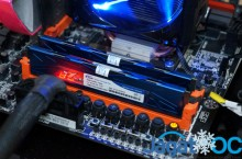 Overclocking Review: Team Zeus DDR3-1600 2x4GB Kit