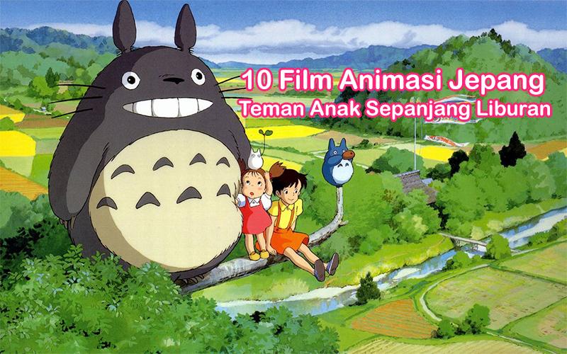 10 Film Animasi Jepang Teman Anak Sepanjang Liburan Jagat Review
