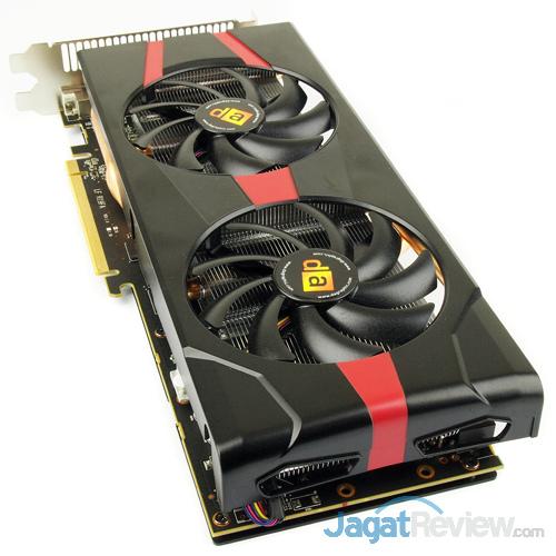 Review Digital Alliance R9 280 OC: VGA AMD Tahiti Termurah