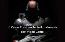 10 Calon Presiden Terbaik Indonesia dari Video Game!