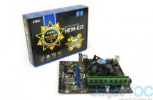 Hands-on Review: Overclock Pentium G3258 dengan MSI H81M-E33