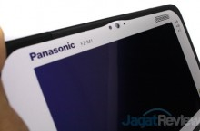 Review Panasonic ToughPad FZ-M1: Tablet Windows 8 Tahan Banting