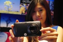 Hands-On Review Samsung Galaxy K Zoom: Smartphone Kencang dengan Kamera..