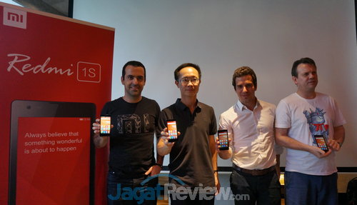 Xiaomi Redmi 1s - Launch