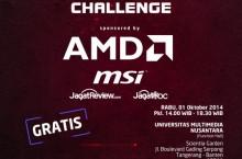 JagatReview AMD OC Challenge: Lomba OC AMD Khusus Mahasiswa