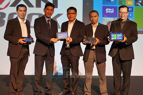 Advan Luncurkan Dua Tablet Windows 8.1