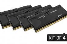 [PR] Kingston Luncurkan Memori HyperX Predator DDR4