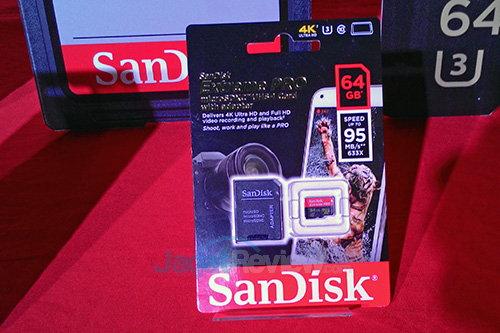 Sandisk Extreme Pro - microSD 64GB