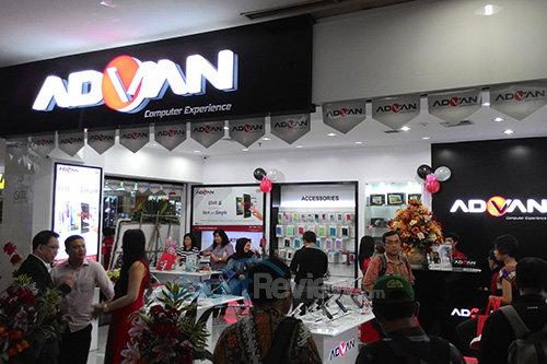 Advan Experience Store - Toko