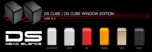 AeroCool DS Cube 1b