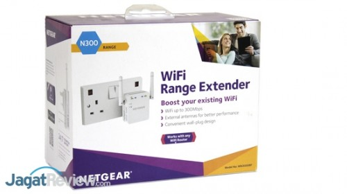 Netgear WN3000RP - 01