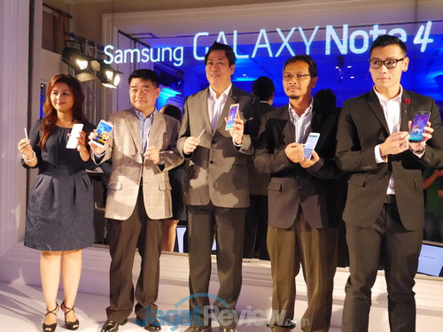 Galaxy note 4 indonesia