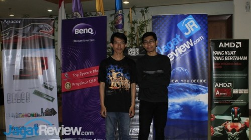 AMD OC Challenge - Univ. Gunadarma - 03 (ANU OC 2)