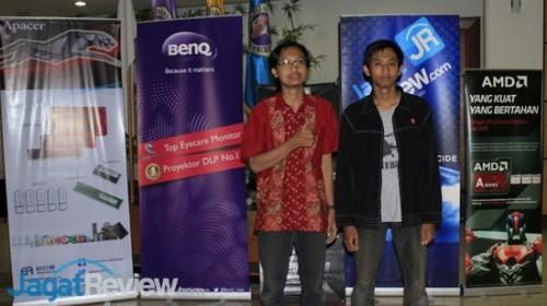 AMD OC Challenge - Univ. Gunadarma - 07 (ping)