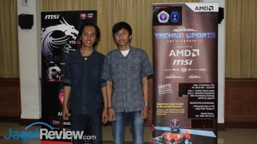 AMD OC Challenge - Univ. Gunadarma - 10 (GOCT 2)