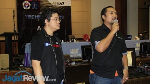 AMD OC Challenge - Univ. Gunadarma - 12