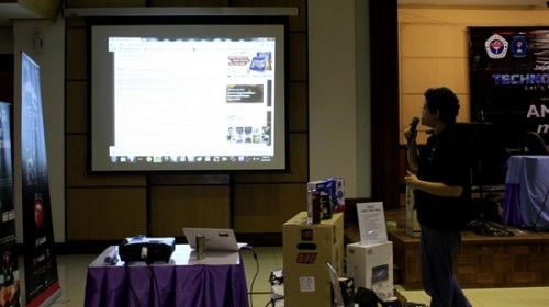 AMD OC Challenge - Univ. Gunadarma - 14