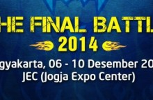 AOCT 2014 The Final Battle: Pendaftaran Sudah Dibuka!
