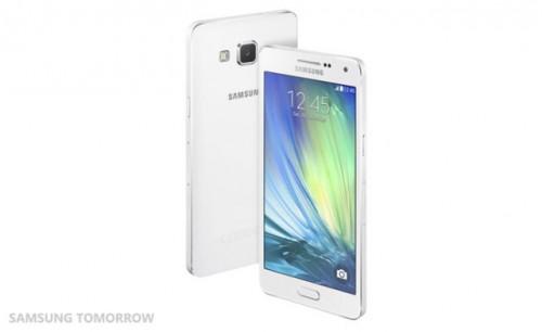 Galaxy A5 Pearl White