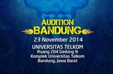 AOCT 2014 Audition – Bandung: Pendaftaran Telah Dibuka!