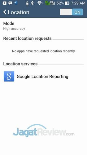 Tips BBM Glympse - Location