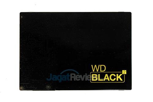 WD Black Dual