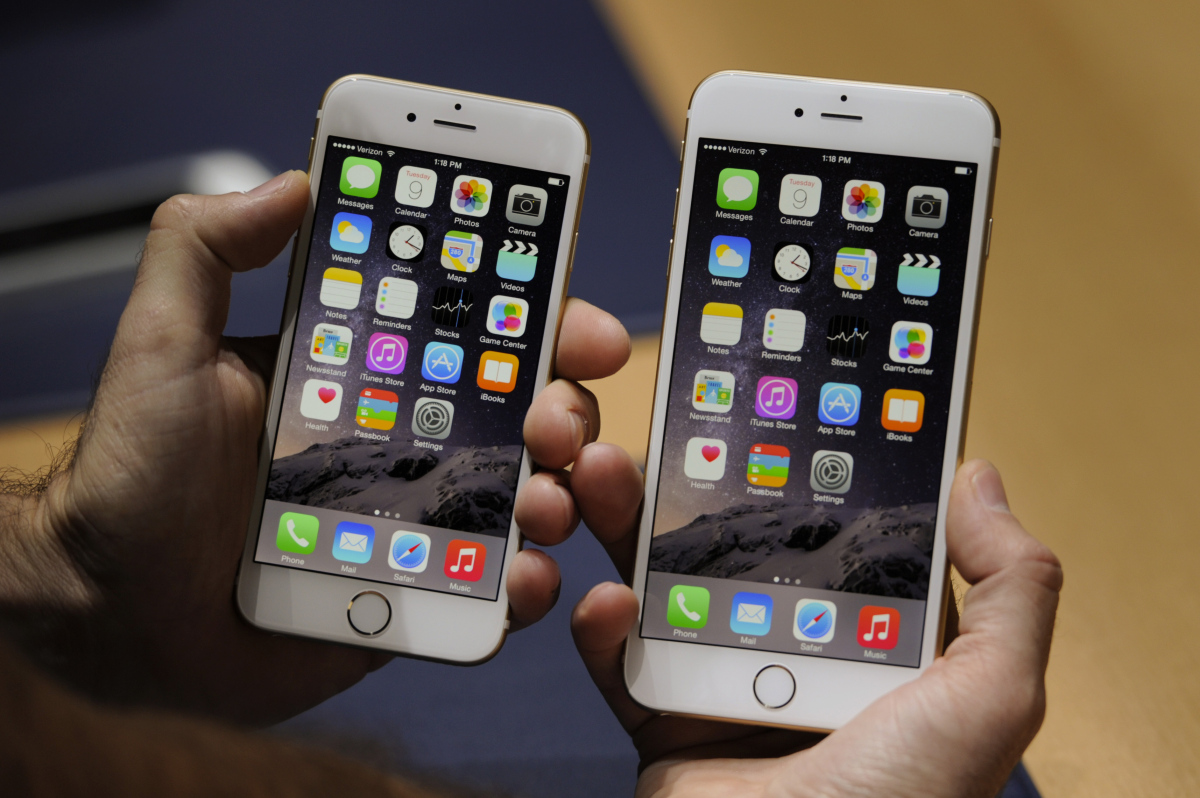 Iphone 6 E >> Iphone 6 Tiga Kali Lebih Laku Dari Iphone 6 Plus Jagat Review
