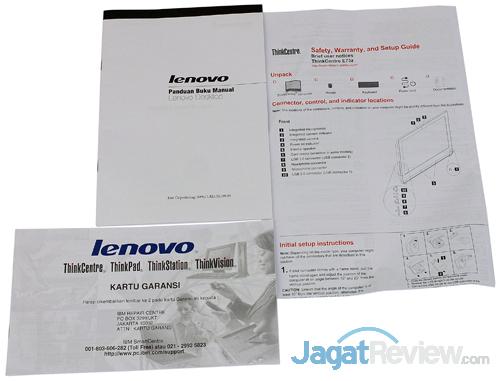 Review Lenovo ThinkCentre E73Z: AIO Bisnis Bertenaga dengan