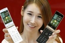 Smartphone Flip Android LG MulaiDijual di Luar Korea