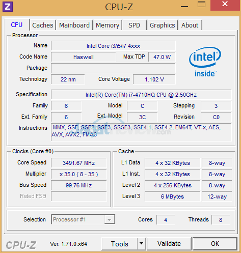 nvidia geforce gtx 860m cpuz 01