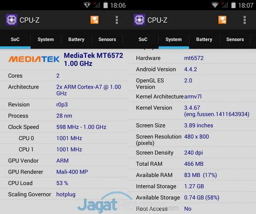 CPUZ SPC S12 Razor