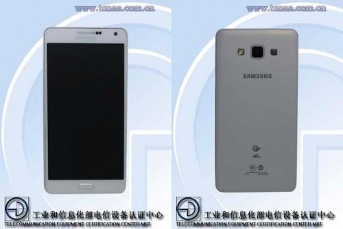 Samsung Galaxy A7 Memiliki Body Slim 63mm