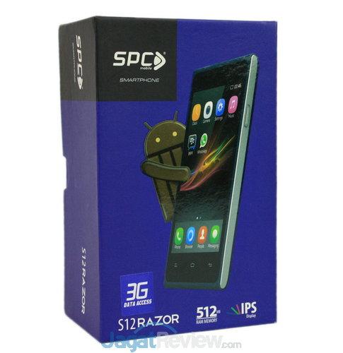 Box penjualan SPC S12 Razor