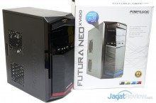 Review PowerLogic Futura Neo XV100: Casing Murah Dibawah Rp. 200.000