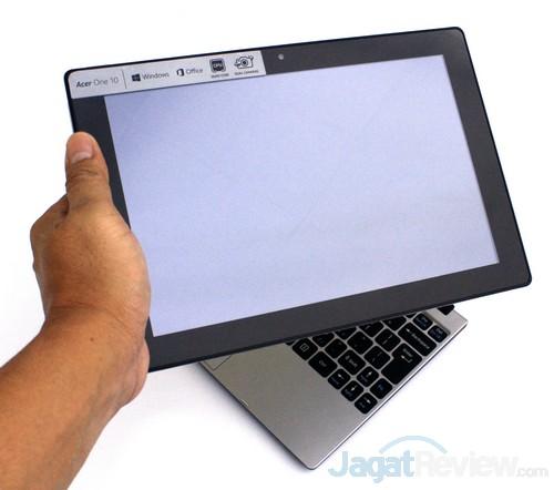 Preview Acer One 10 Tablet 2 In 1 Baru Dengan Intel Bay