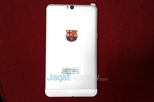 Hands On Tablet Advan Barca Tab 7 Inci