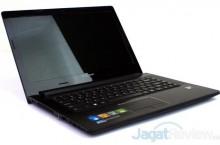 Review Lenovo Z40-75: Notebook APU AMD Kaveri dengan Fitur Dual Graphi..