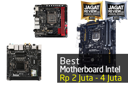 Intel Gaming Motherboard Motherboard Intel Terbaik 2014