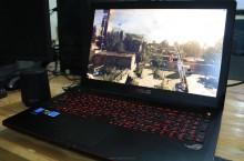 PlayTest: Gaming Dengan ASUS ROG G550JK!