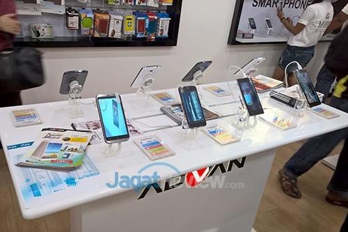 Advan 17th Experience Zone - Smartphone